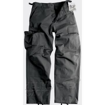 Helikon BDU Pants (Rip-Stop) Black