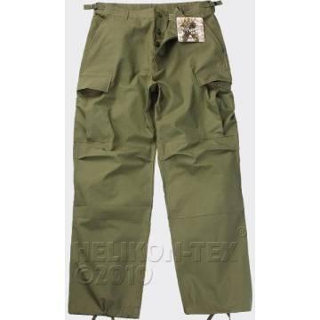 Helikon BDU Pants (Rip-Stop) Olive