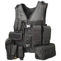 Condor Modular Style Vest 8 Pouches - Black