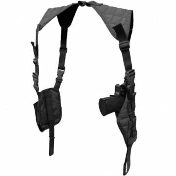 Condor Vertical Shoulder Holster - Black