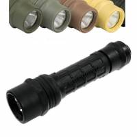 Ledwave C-3 Camo Led Flashlight - Black