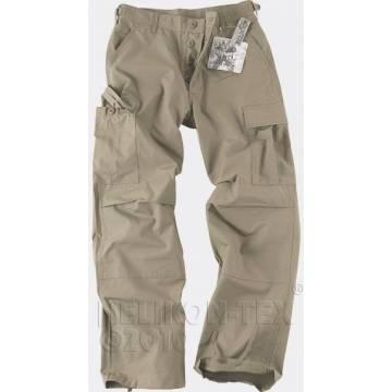 Helikon BDU Pants (Rip-Stop) Khaki