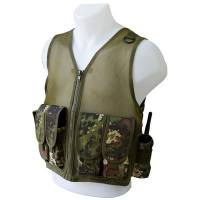 Light Weight Tactical Vest - Vegetata