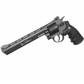 Dan Wesson 8 Inch 4,5mm Revolver - Full Metal