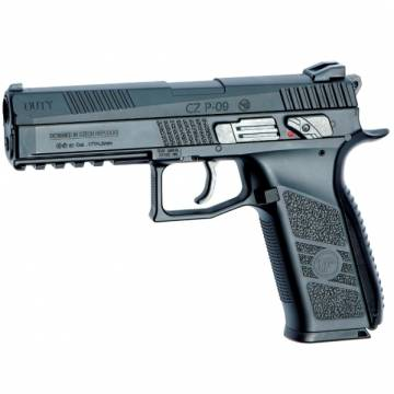 CZ P-09 Co2 4,5mm (Pellets) Blowback - Metal Slide