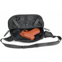 Tasmanian Tiger Hip Bag - Black