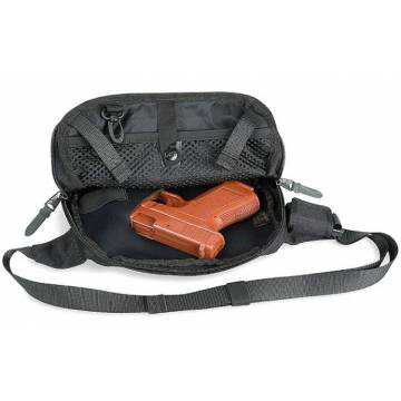 Tasmanian Tiger Hip Bag - Black