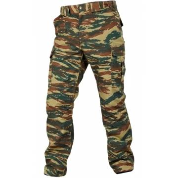 Pentagon T-BDU Tactical Pants - Greek Lizard
