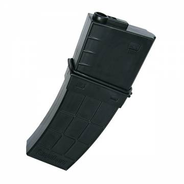 King Arms M4 130Rds TangoDown Style Mag.- BK