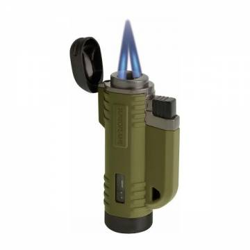 Turboflame Vflame Twin Laser Jet - Olive