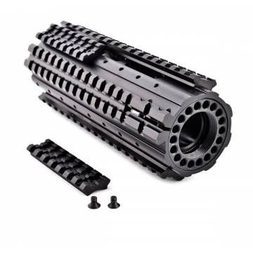 M4 RAS Handguard w/7x45° Adjustable Rails