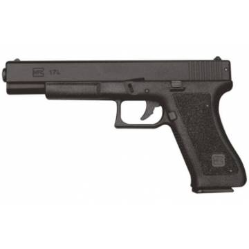 HFC Glock 17L Spring Pistol - Black