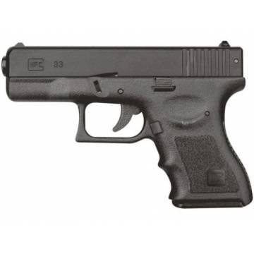 HFC Glock 33 Spring Pistol - Black