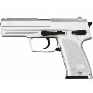 HFC H&K P8 Spring Pistol - Silver