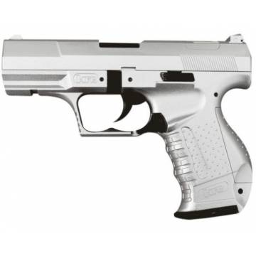 HFC Walther P99 Spring Pistol - Silver