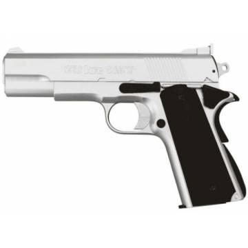 HFC Colt M1911 CCO Spring Pistol - Silver