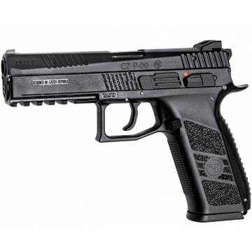 CZ P-09 (Blowback) Black w/ Case - Metal Slide