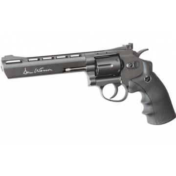 ASG Dan Wesson 6 Inch Revolver - Full Metal