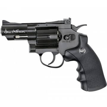 ASG Dan Wesson 2,5 Inch Revolver - Full Metal