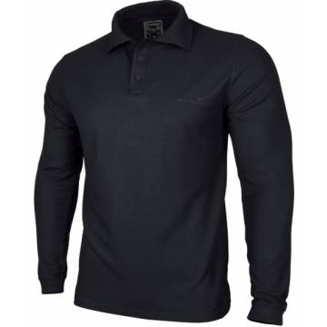 Pentagon Polo 2.0 Long Arm Shirt - Black