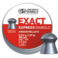 JSB Exact Express 4,52mm (0,510g) 500pcs
