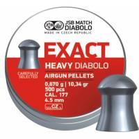 JSB Exact Heavy 4,52mm (0,670g) 500pcs
