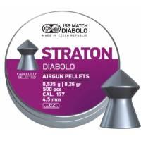 JSB Straton Diabolo 4,5mm (0,535g) 500pcs