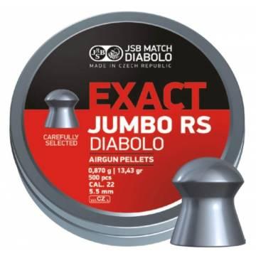 JSB Exact Jumbo RS 5,52mm (0,870) 500pcs
