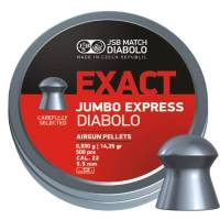 JSB Exact Jumbo Express 5,53mm (0,930) 500pcs