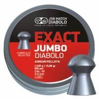 JSB Exact Jumbo 5,52mm (1,030g) 500pcs