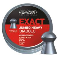 JSB Exact Jumbo Heavy 5,52mm (1,175g) 500pcs