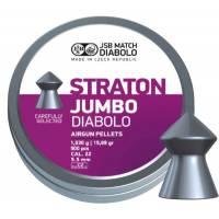 JSB Straton Jumbo 5,5mm (1,030g) 500pcs