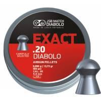 JSB Exact Diabolo 5,0mm (0,890g) 500pcs