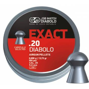 JSB Exact Diabolo 5,1mm (0,890g) 500pcs