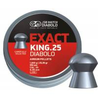 JSB Exact King 6,35mm (1,645g) 350pcs
