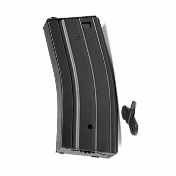 Magazine M4 / SCAR 330Rd - Metal Black