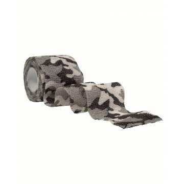 Mil-Tec Tarnband Adhesive Camo Tape - Snow Camo