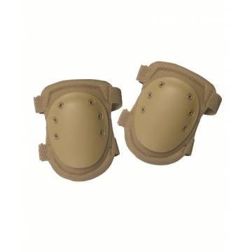Mil-Tec Knee Pads - Coyote