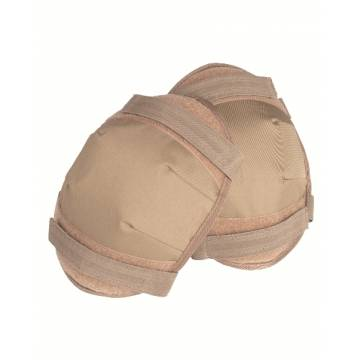 Mil-Tec British Knee Pads - Coyote