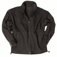 Mil-Tec Fleece Jacket  - Black