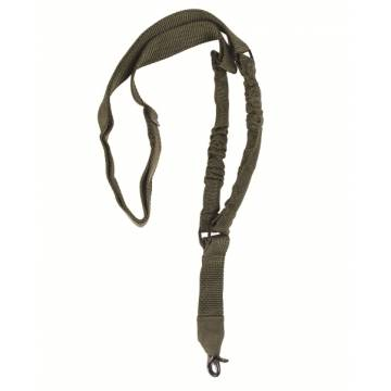 Mil-Tec Tactical One Point Bungee Sling - Olive