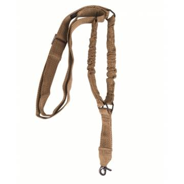 Mil-Tec Tactical One Point Bungee Sling - Coyote