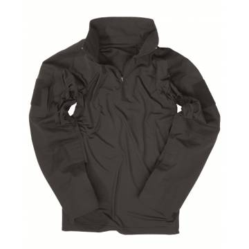 Mil-Tec Tactical Combat Shirt - Black