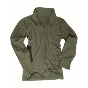 Mil-Tec Tactical Combat Shirt - Olive