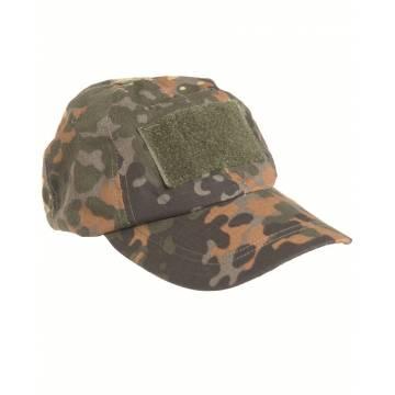 Mil-Tec Tactical BB Cap - Flecktarn