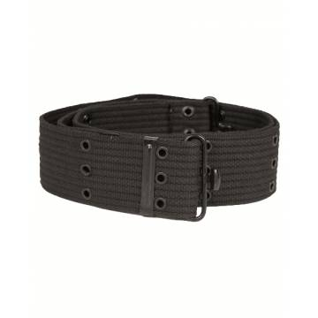 Mil-Tec M36 Pistol Belt - Black