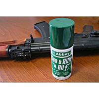 ABBEY SPRAY GUN & RIFLE OIL 150ml
