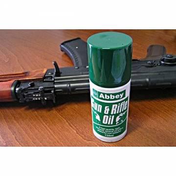 Abbey Spray Gun & Rifle Oil 150ml