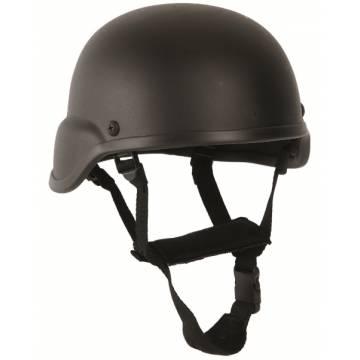 Mil-Tec MICH 2000 Combat Helmet - Black