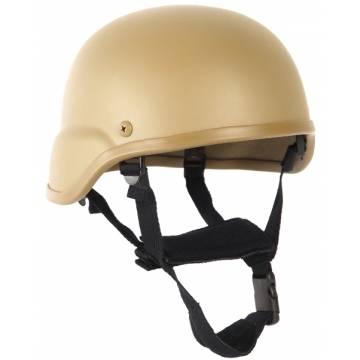Mil-Tec MICH 2000 Combat Helmet - Coyote